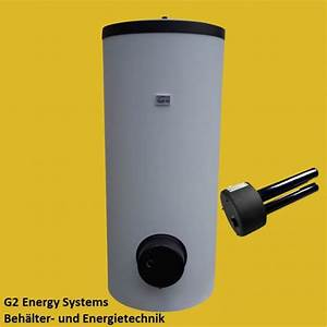Warmwasserspeicher Heizstab Nachrüsten : 300 liter l elektrischer warmwasserspeicher boiler ~ Kayakingforconservation.com Haus und Dekorationen