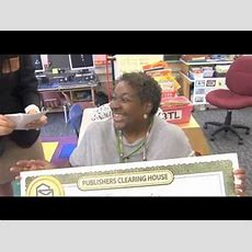 Publishers Clearing House Winners Carol Copeland From Virginia Wins $10,000 Youtube