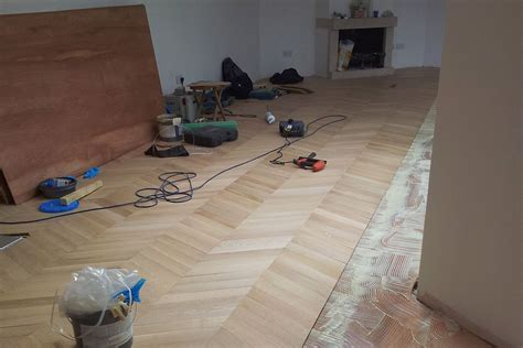 Wood Floor fitting & Preparation service  NORTH London