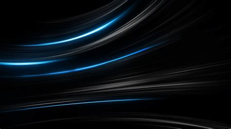 Black And Light Blue by Hd Background Black Blue Abstract Lines Light Stripes