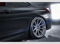 BMW M6 Goes for Old School Tire Lettering autoevolution