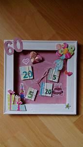 Bilderrahmen Zum Basteln : geschenk bilderrahmen mit geld geschenke geschenke ~ Watch28wear.com Haus und Dekorationen
