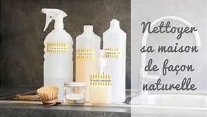 Produit Menager Maison : nettoyer sa maison naturellement youtube ~ Dallasstarsshop.com Idées de Décoration
