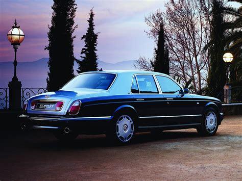 Bentley Arnage R 2005 2006 2007 2008 2009