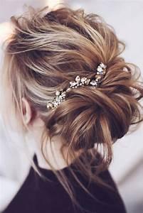 Bridal Hairstyle Mid Length Fade Haircut
