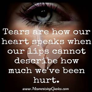 236 Tears Quotes by QuoteSurf