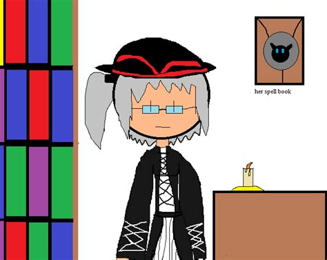 Touhou Oc The Copy Cat Witch Fumiko By Stiffy76 On Deviantart