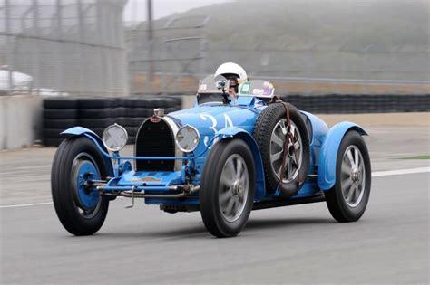 Bugatti Type 51 At Leake Dallas Fall 2014