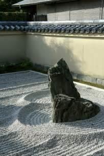 Kyoto Zen Garden Stone
