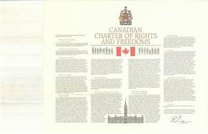 Canadian Charter Of Rights