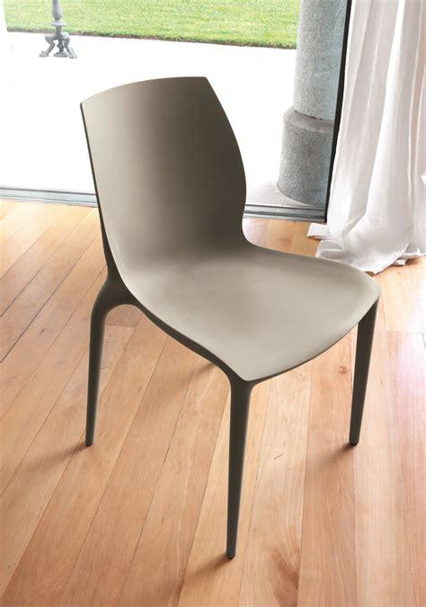 bontempi casa hidra polypropylene chair by bontempi casa