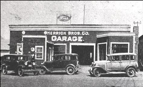 herricks garage 1941 government buys herrick bros machine shop