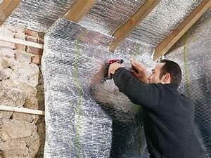 Isolation Mur Interieur Mince : isolant mince mur isolation sous plafond guehenno online ~ Dailycaller-alerts.com Idées de Décoration