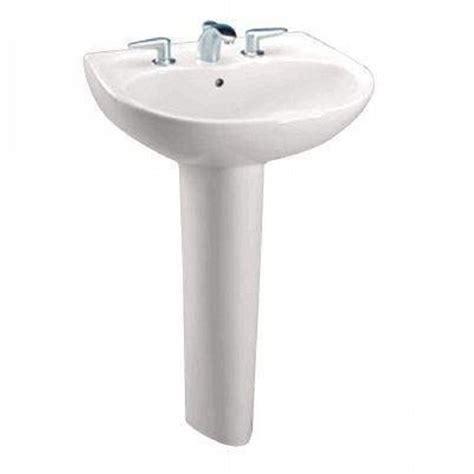 toto pedestal sink toto supreme pedestal lavatory sink allied phs