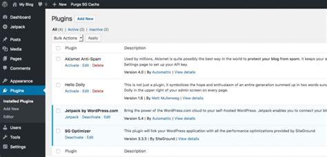 install wordpress plugins tutorial