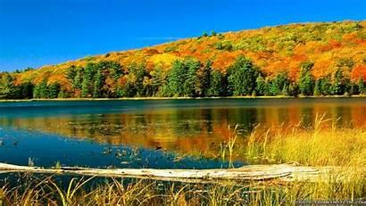 Canada Autumn Wallpapers Frankenstein Crazy Lake Seasonal