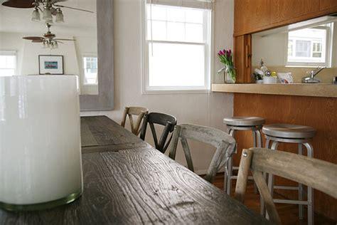 small beautiful beach house renovation rental  california