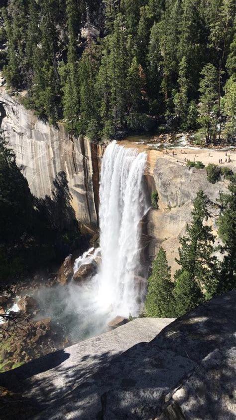 Yosemite National Park Camping Hiking Information
