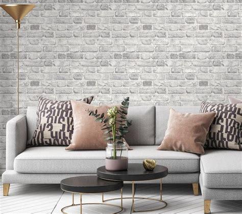 wallpaper dinding ruang tamu minimalis  menawan