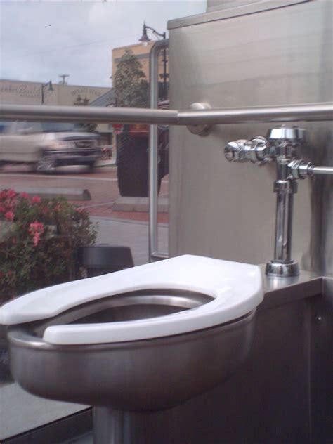 glass bathrooms sulphur springs texas world famous public