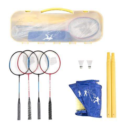 foto de Outdoor Folding Badminton Set Tennis Badminton Volleyball