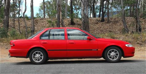 ford falcon ef best and information of modification