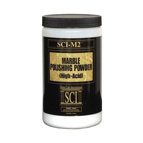 Sci 2 Lb Marble Polishing Powder Discontinued 00163 The