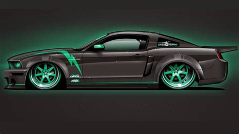 Mustang Electric Car by Nz Built Craz E Mustang Electric Car Targets World