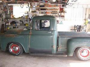 Sell Used 1956 Dodge Pick Up Rat Rod In Old Forge
