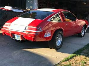 1976 Chevy Monza Drag Car