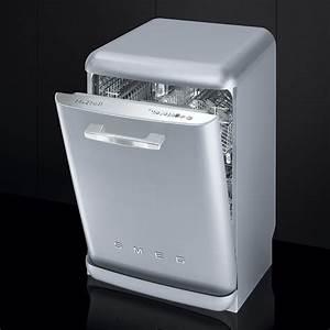Lave Vaisselle Retro : lavastoviglie libera installazione lvfabsv smeg it ~ Teatrodelosmanantiales.com Idées de Décoration