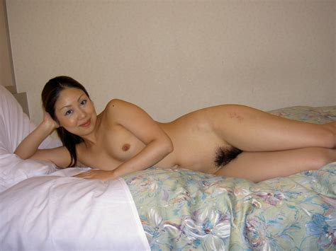 Hairy Japanese Wife In Homemade Sex Pictures