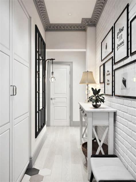 Idee Deco Couloir Gris Et Blanc 1001 Id 233 Es Pour Savoir Quelle Couleur Pour Un Couloir Comment D 233 Corer Un Couloir