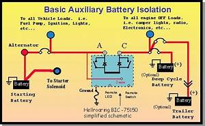 Image Result For Car Alarm With Dual Battery Setup