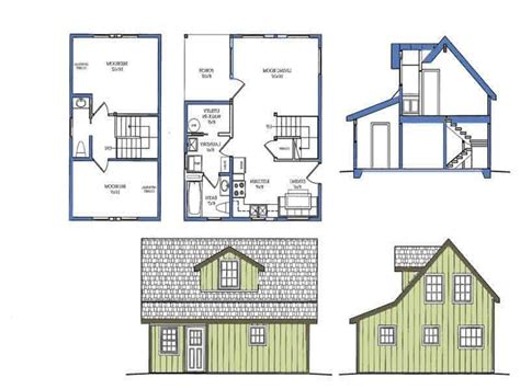 floor plan for small house small house plans with loft small cottage floor plan with