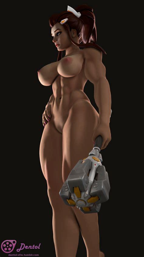 Rule 34 3d Abs Areolae Big Breasts Breasts Brigitte