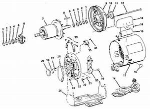 Motor Parts  Baldor Motor Parts