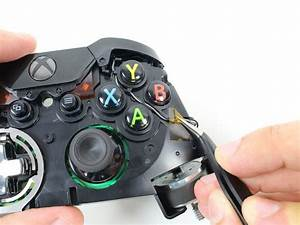 Xbox One Wireless Controller Trigger Rumble Motor