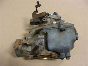 Ford 2000 Tractor Holley Carburetor