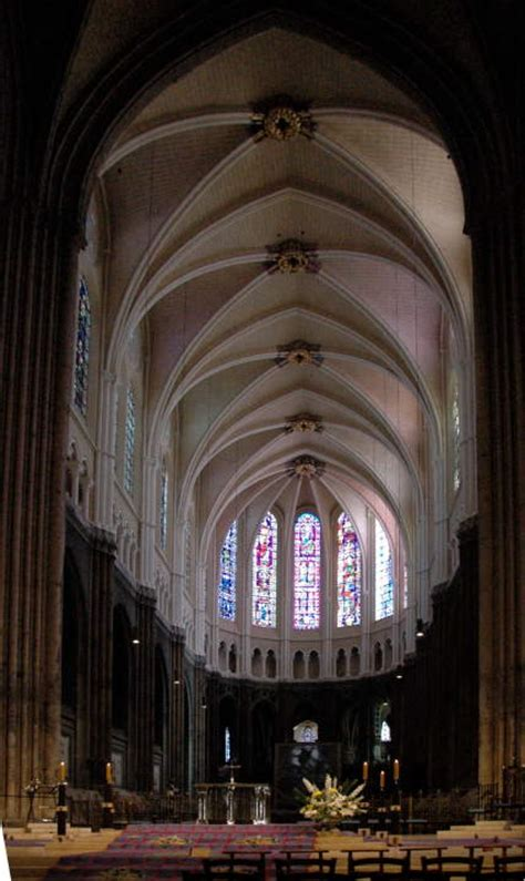 chartres cathedral chartres france