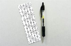 Papier Selber Machen : lesezeichen basteln 26 tolle ideen aus papier stoff ~ Lizthompson.info Haus und Dekorationen