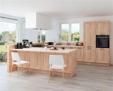 cuisine ouverte en l cuisine semi ouverte sur salon avec bar les nouvelles idées cuisine bar et salons