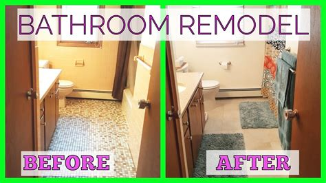 Best Bathroom Makeovers Ideas On A Budget