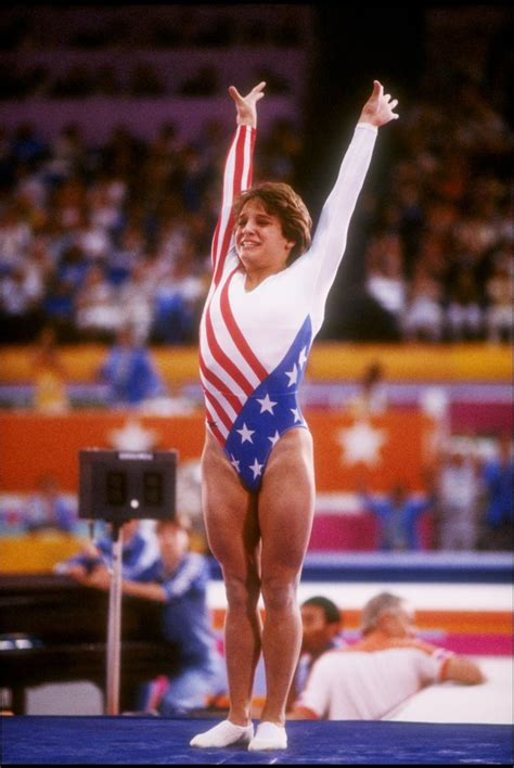 Lou Retton Olympic Floor Routine by 1984 Olympic Gold Medal