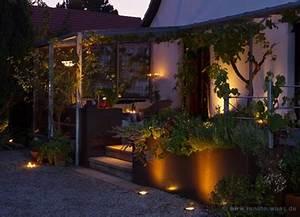 Gartengestaltung Mit Licht : bilder bis 2011 gartenbilder renate waas ~ Lizthompson.info Haus und Dekorationen