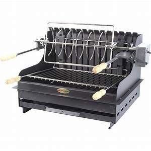 Barbecue A Poser : grilloir en acier mendy x x cm leroy merlin ~ Melissatoandfro.com Idées de Décoration