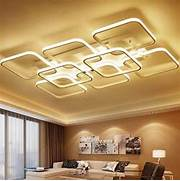 No Ceiling Light In Living Room by Buy Square Surface Mounted Modern Led Ceiling Lights For Liv