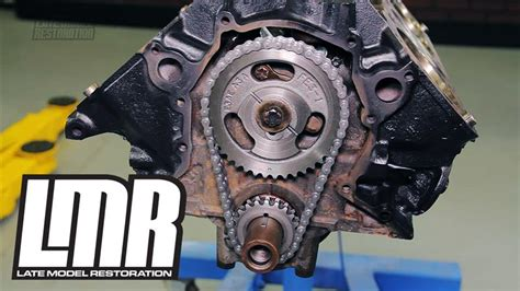 install  camshaft   ford   timing chain