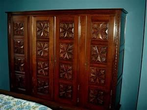 Chambre coucher style basque clasf for Chambre a coucher adulte avec matelas maine et loire