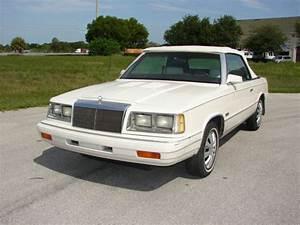 Chrysler Le Baron Cabriolet : 1986 chrysler lebaron convertible 2 2 turbo k car for sale photos technical specifications ~ Medecine-chirurgie-esthetiques.com Avis de Voitures
